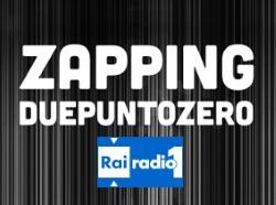 Intervista radio Zapping