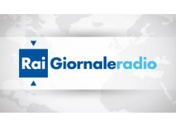 Intervista Rai Giornale Radio