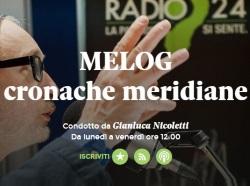 """""""Lei sa chi sono io!"""" Gianluca Nicoletti intervista Andrea Barchiesi a Melog Radio 24"""