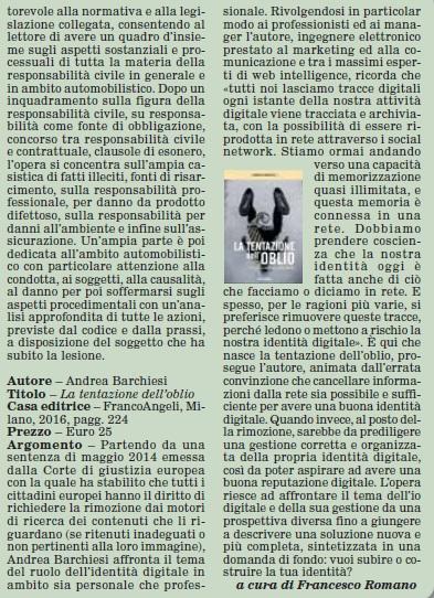 AndreaBarchiesi_LaTentazionedell'Oblio