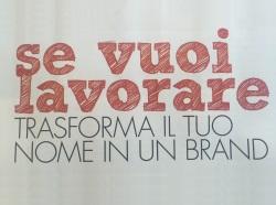 """Andrea Barchiesi """"Googla il tuo nome: il risultato parlerà per te""""."""