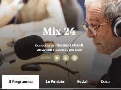 Reputazione Aziendale: Giovanni Minoli intervista Andrea Barchiesi a Mix24