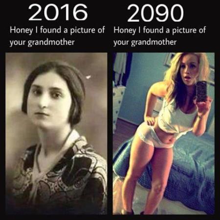 Il nostro futuro visto dalla rete che non dimentica