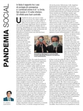 Pandemia social