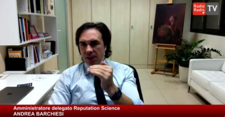 La classifica dei virologi secondo Reputation Science: intervista a Radio Radio